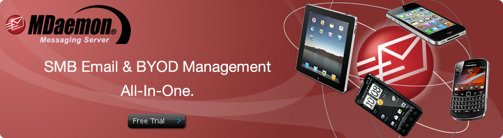 Mobile Device Management in MDaemon